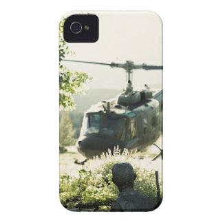 Viet Nam War Memorial New Mexico iPhone 4 Case