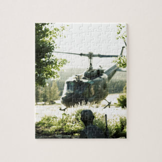 Viet Nam War Memorial New Mexico Jigsaw Puzzle