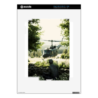 Viet Nam War Memorial New Mexico Skin For The iPad 2