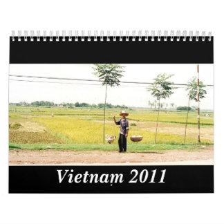 vietnam 2011 calendar