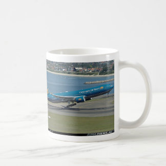 Vietnam airlines coffee mug