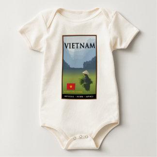 Vietnam Baby Bodysuit