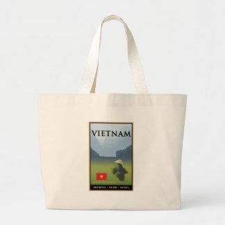 Vietnam Tote Bags