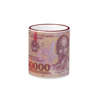 Vietnam Bank Note 01 Mug