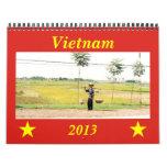 vietnam calendar 2013