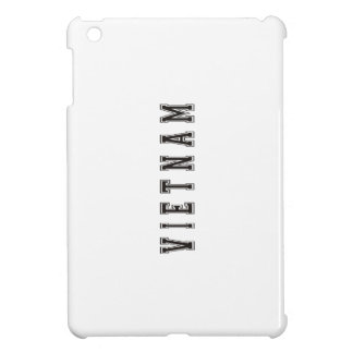 Vietnam Case For The iPad Mini