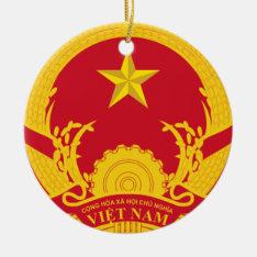 Vietnam* Christmas Tree Ornament at Zazzle