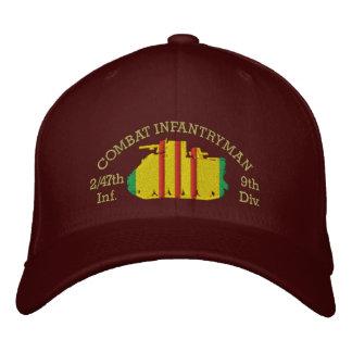 Vietnam Combat Infantryman  M113 Track Hat Embroidered Hat