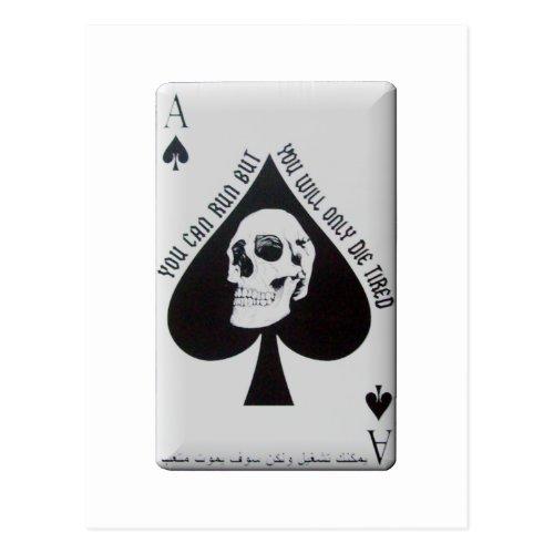 Vietnam Death Card