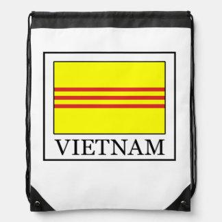 Vietnam Drawstring Backpack