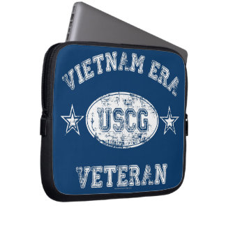 Vietnam Era Coast Guard Laptop Sleeve