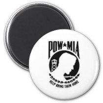 Vietnam Era POW/MIA Magnet
