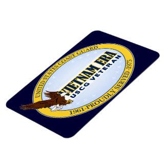 Vietnam Era Vet - Coast Guard Magnet