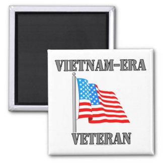 Vietnam-era Veteran Magnet
