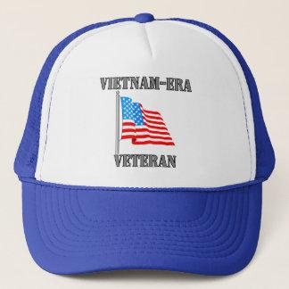 Vietnam-era Veteran Trucker Hat
