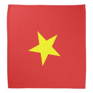 Vietnam Flag - bandana