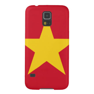 Vietnam Flag Galaxy S5 Cases