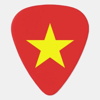 Vietnam Flag - Guitar Pick