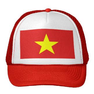 Vietnam Flag - Hat