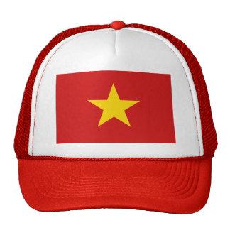 Vietnam Flag Hat