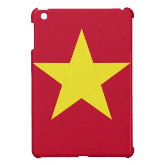 Vietnam flag iPad mini cover