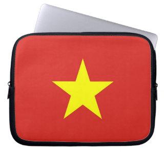 Vietnam Flag Laptop Sleeve