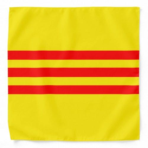 Vietnam Flag (new) Bandana
