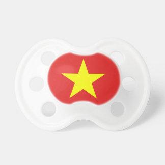 Vietnam Flag - Pacifier