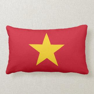 Vietnam Flag Pillow