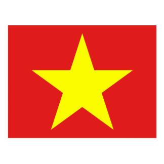 Vietnam Flag - Postcards