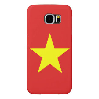 Vietnam Flag - Samsung Galaxy S6 Cases