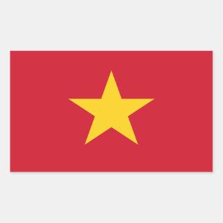 Vietnam Flag Sticker