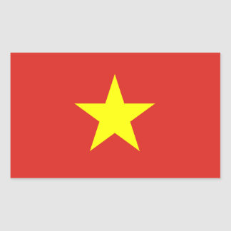 Vietnam Flag Sticker