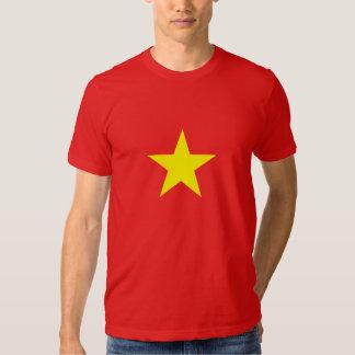 Vietnam Flag - T-shirt