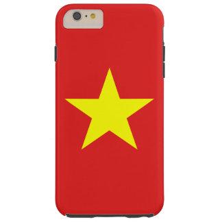 Vietnam Flag - Tough iPhone 6 Plus Case