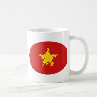 Vietnam Gnarly Flag Mug