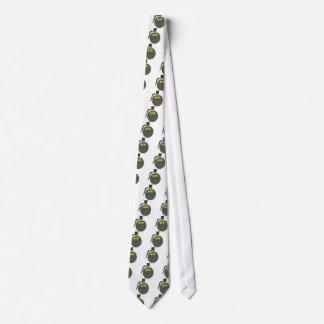 Vietnam Grenade Neck Tie