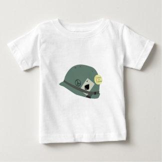 Vietnam Helmet Tee Shirt