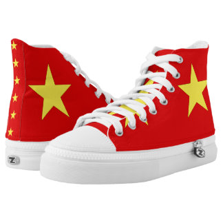 Vietnam High-Top Sneakers