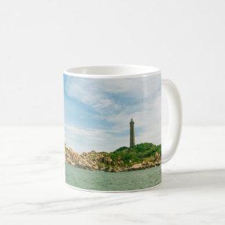 Vietnam Highest Oldest Lighthouse Classic Mug