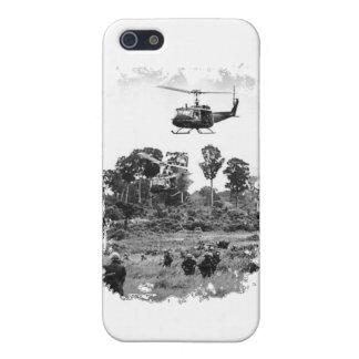 Vietnam Huey Landing Case For iPhone SE/5/5s