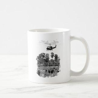 Vietnam Huey Landing Classic White Coffee Mug