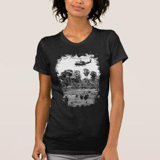 Vietnam Huey Landing T-Shirt
