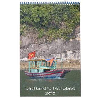 VIETNAM IN PICTURES 2010 CALENDAR