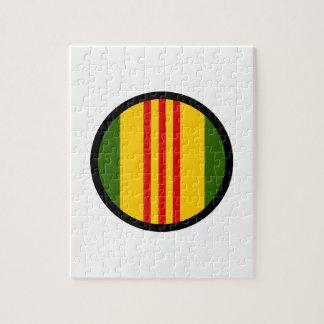Vietnam Insignia Puzzle