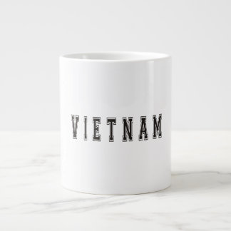 Vietnam Large Coffee Mug