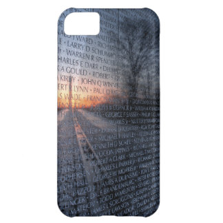 Vietnam Memorial Dawn Cover For iPhone 5C