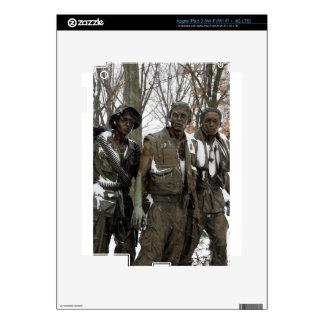 Vietnam Memorial iPad 3 Decal