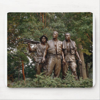 Vietnam memorial mouse pad
