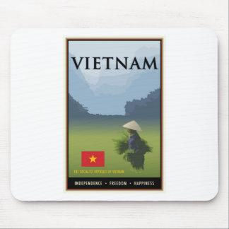 Vietnam Mouse Pad